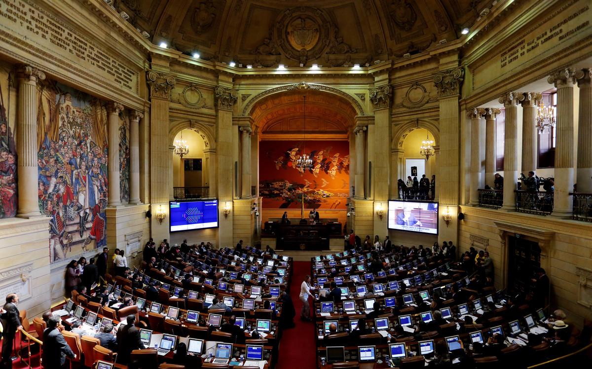 La burocracia que excita al Congreso