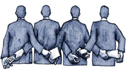 Control ineficiente y corrupción eficaz